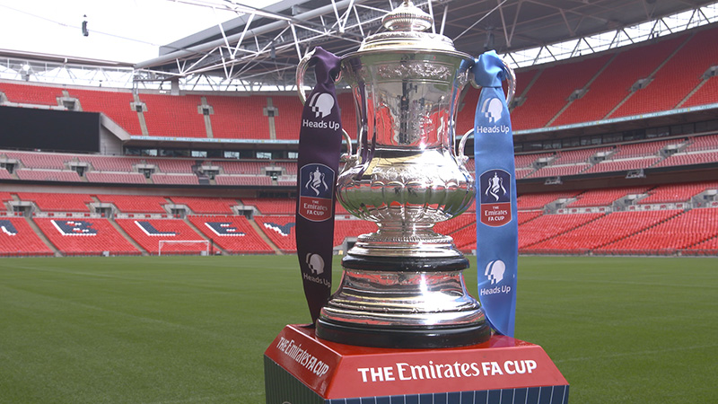 Come and watch the FA Cup Final